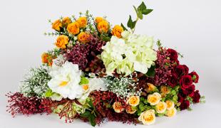 Selyem virágok